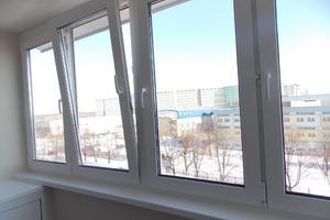 Предлагаем балконные рамы ПВХ в Минске, балконные рамы ПВХ цены - фото #1